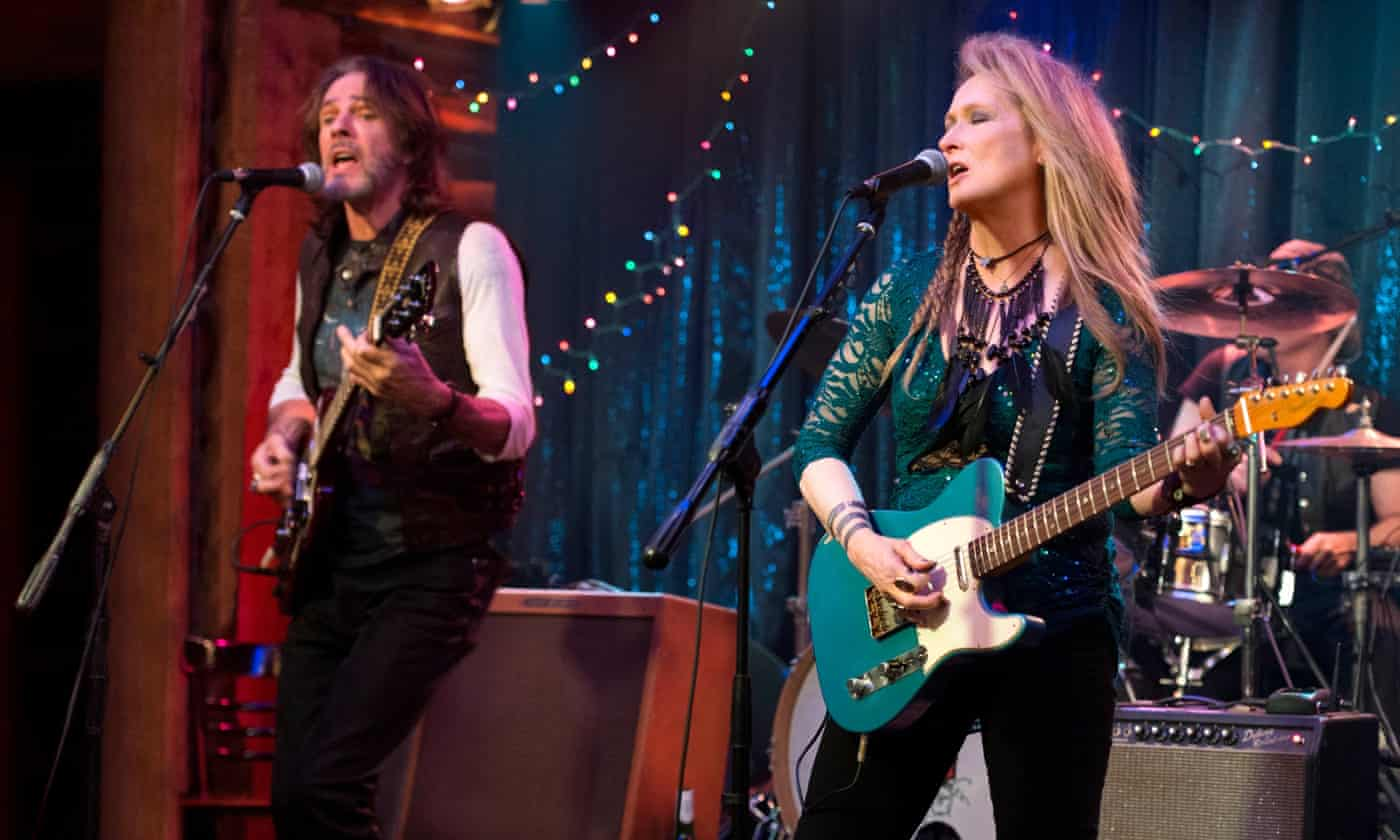 Ricki and the Flash review – Meryl Streep goes soft (rock)