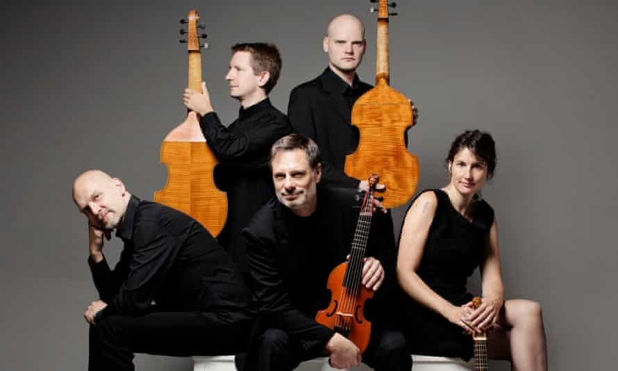 Phantasm viol quartet