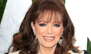 Jackie Collins in 2013.
