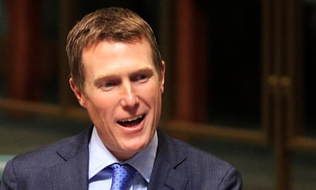 Liberal MP Christian Porter in Parliament in 2013: 'I think they're completely fair changes.'