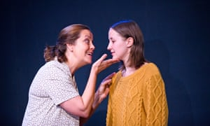 Greta Scacchi and Erin Doherty in The Glass Menagerie