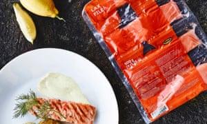 Ikea salmon