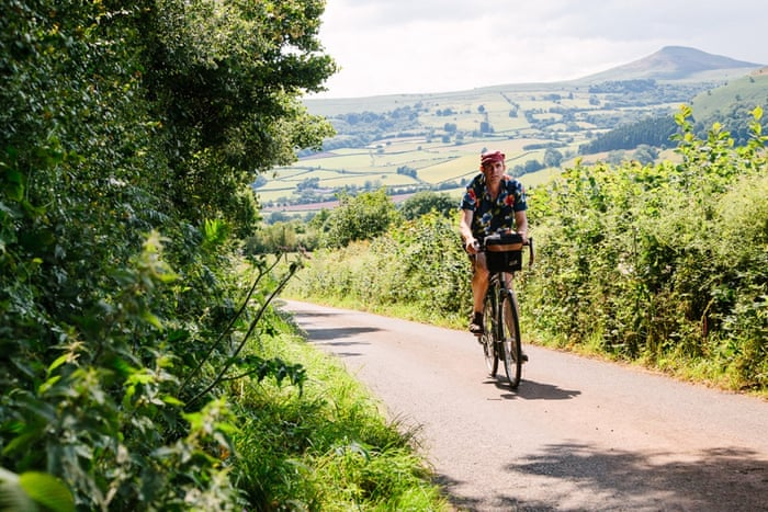 Five of the best scenic bike rides in Wales | Travel | The