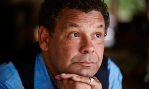 Craig Charles at home in Cheshire.