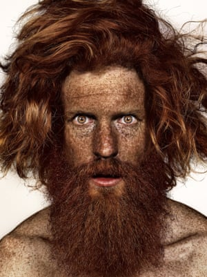 Sean Conway, photographed by Brock Elbank