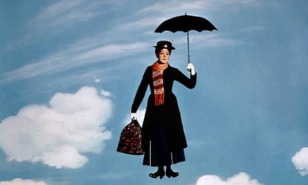 Picture of Mary Poppins.