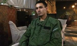 Ravi Singh in Donetsk