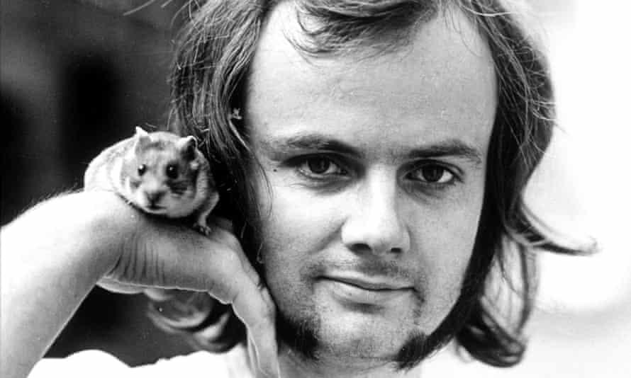 John Peel in 1968.