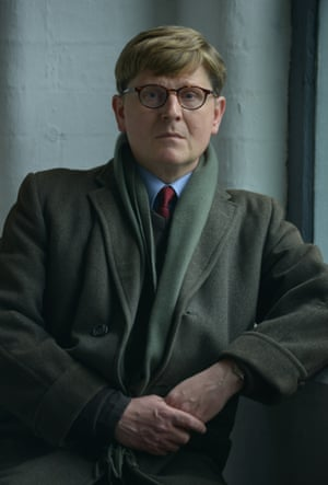 Dinsdale as Alan Bennett in Untold Stories.