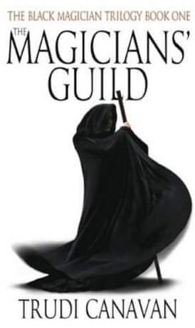 The Magicians Guild by Trudi Canavan
