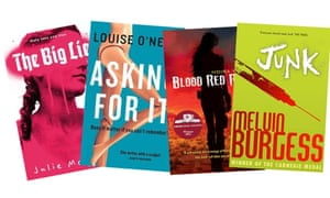 Books for young adult readers
