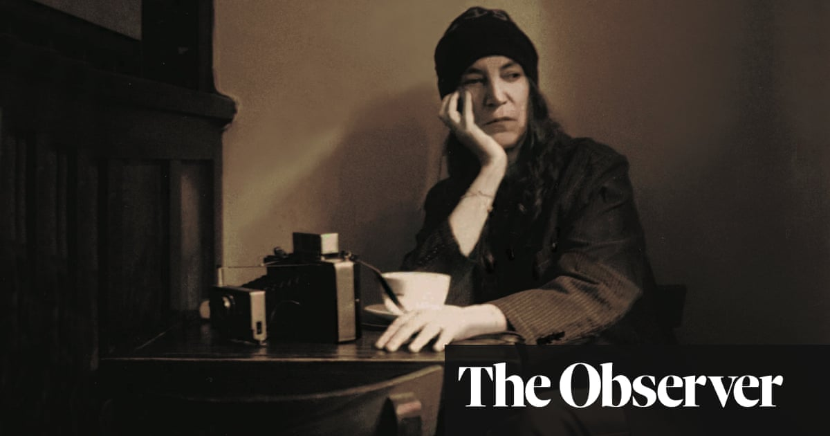 Patti Smith: 'It's not so easy writing about nothing' | Music | The