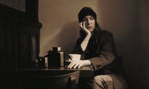patti smith in cafe ino