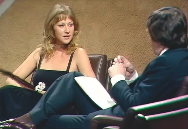 Helen Mirren Youth