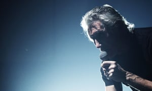 Roger Waters in Pink Floyd – The Wall.