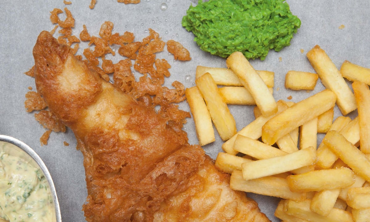 The 20 best british recipes part 3 life and style the for Best fish and chips recipe