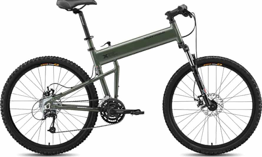 montague mountain bike