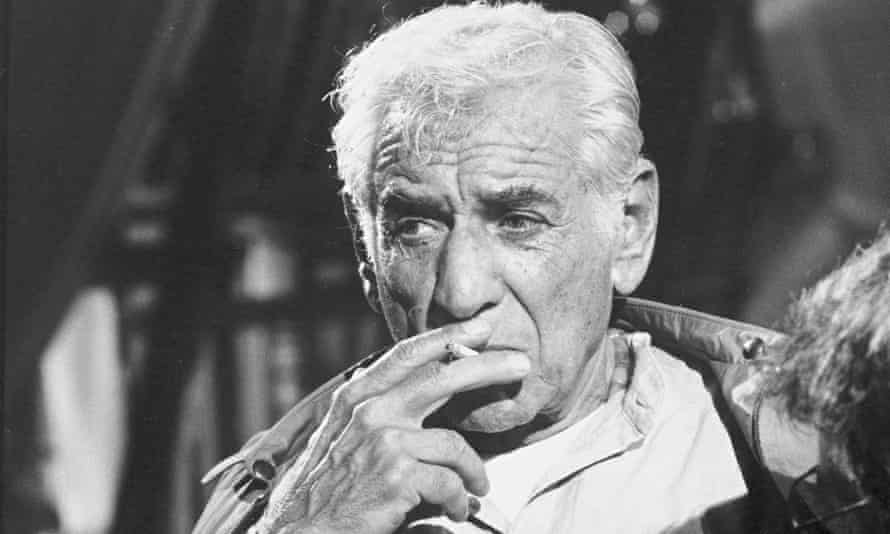 Bernstein, Leonard - Dirigent, USA