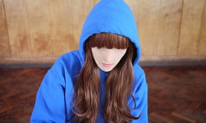 Electronic music artist Gazelle Twin