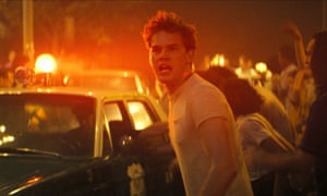 'I didn't make this movie only for gay people' ... Roland Emmerich on his choice of Jeremy Irvine to play the lead in drama Stonewall.