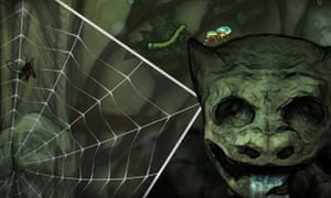 Spider: Rite of the Shrouded Moon.