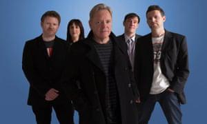 New Order band photo press handout