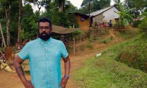 Cockney Lanka: Romesh Ranganathan in Asian Provocateur.