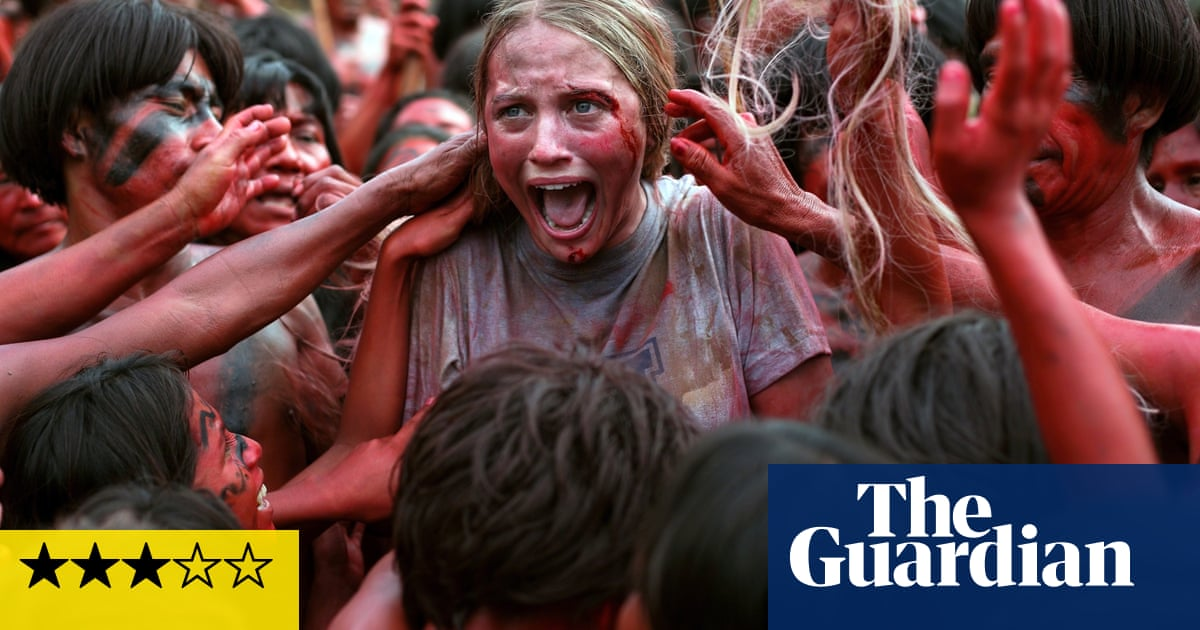 The Green Inferno review – gleefully offensive cannibal