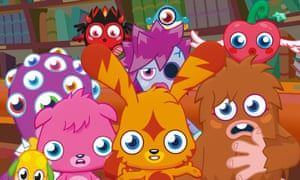 Characters from the original Moshi Monsters.