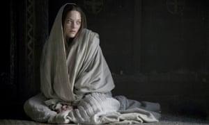 Marion Cotillard as Lady Macbeth in the 2015 film Macbeth