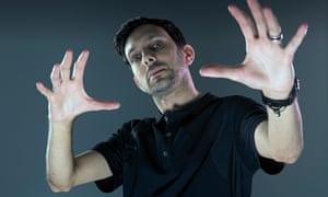 British magician Dynamo