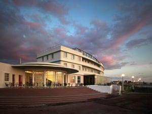 The Midland Hotel, Morecambe.