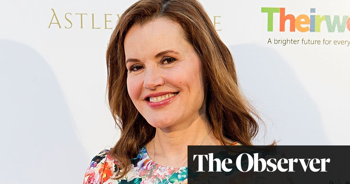 Geena Davis: 'After Thelma & Louise, people said things would