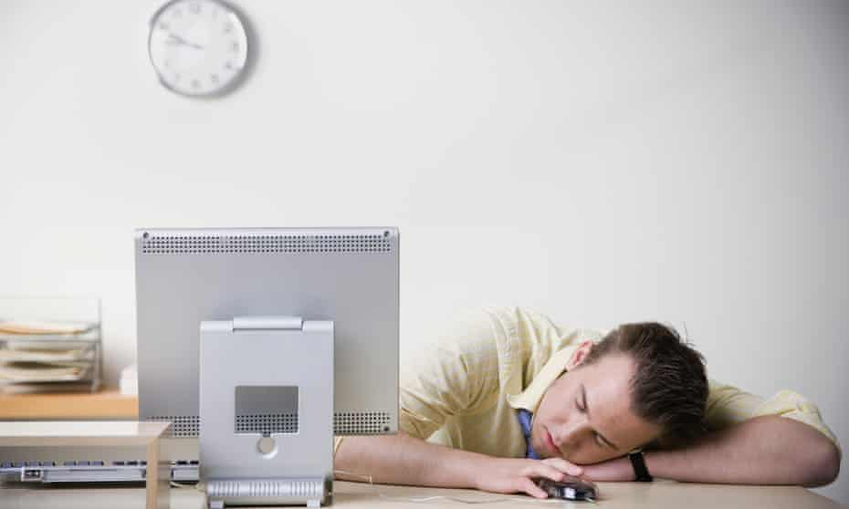 Narcolepsy can cause sufferers to fall asleep dozens of times a day.