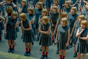 Crowd All photographs: Daisuke Takakura