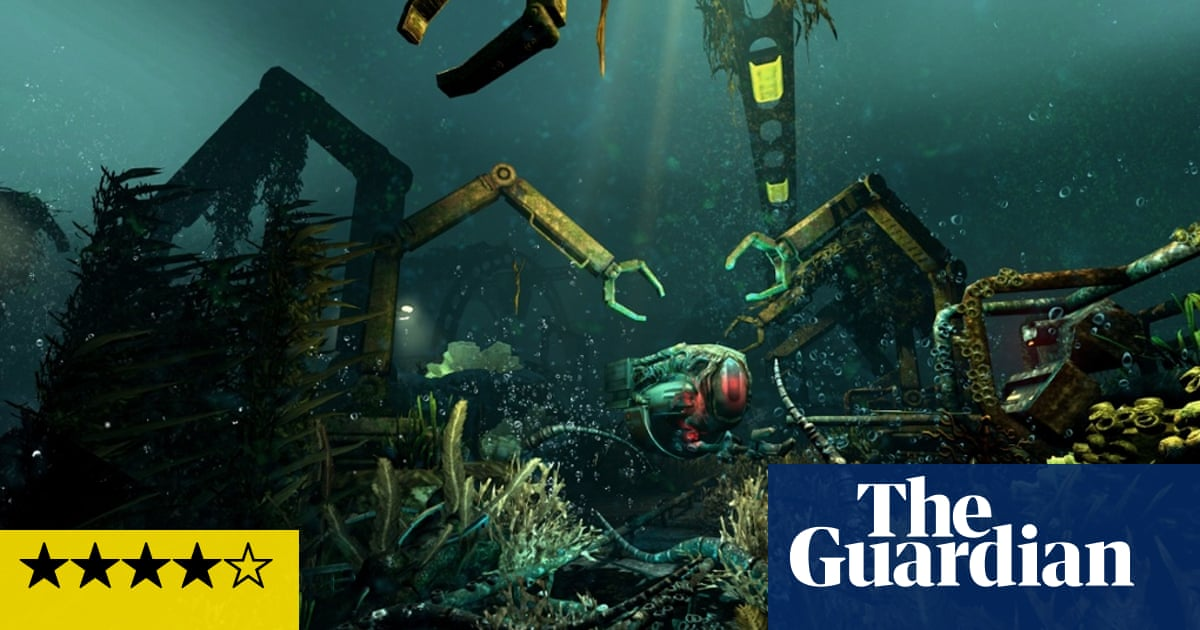 Soma review – existential horror that stops short of genius