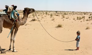 Mauritania: a family adventure in the Sahara | Travel | The Guardian