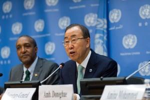 Ban Ki-moon SDGs