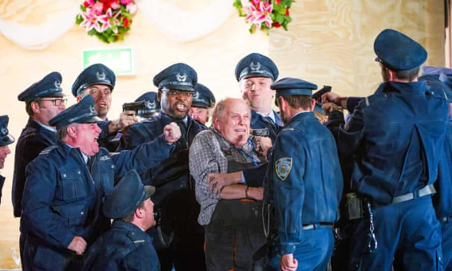 English National Opera's new production of Lady Macbeth of Mtsensk