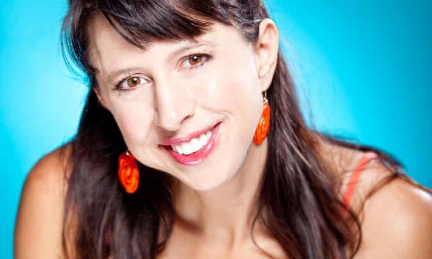 The writer Lauren Myracle