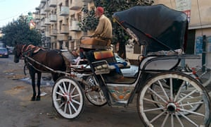 the kids who still go to school in victorian horse drawn carriages