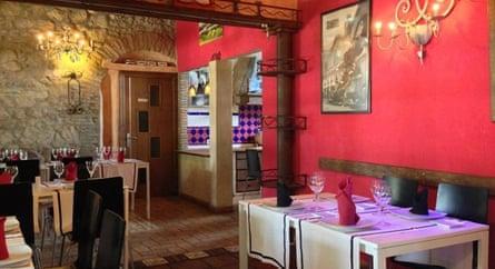 Bar Restaurante La Estación, San Pablo station, Jimena de la Frontera, Spain