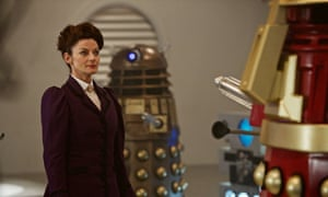 Missy charms some Daleks