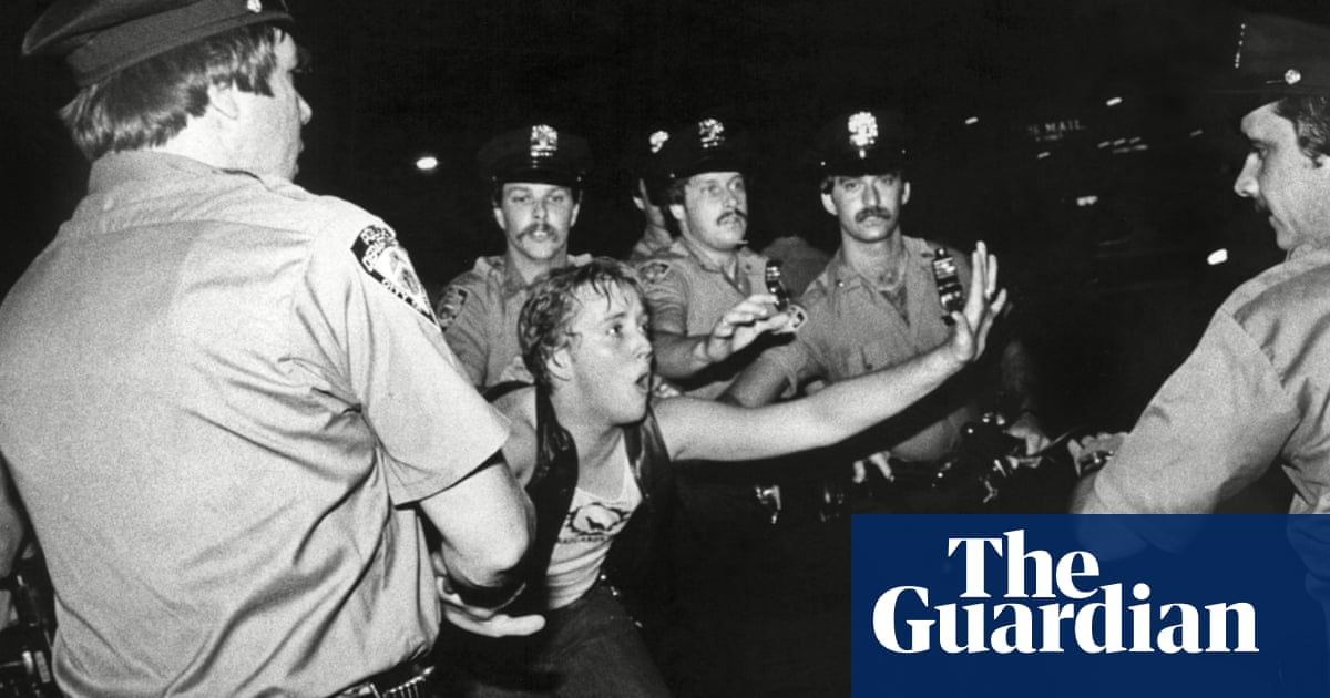 Gay rights activists give their verdict on Stonewall: 'This film is no  credit to the history it purports to portray'   Stonewall   The Guardian