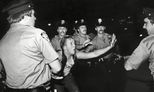 The real Stonewall riots … 8 June 1969.