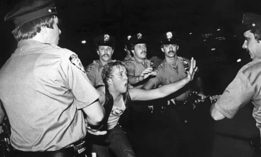 The real Stonewall riots …8 June 1969.