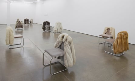 Untitled Chairs, from Infrastruktur by Nicole Wermers.