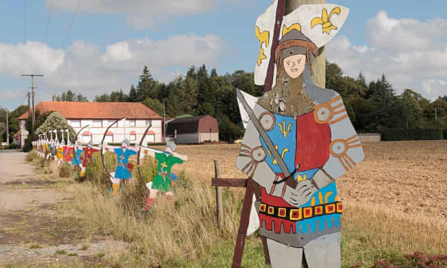 English archer figures
