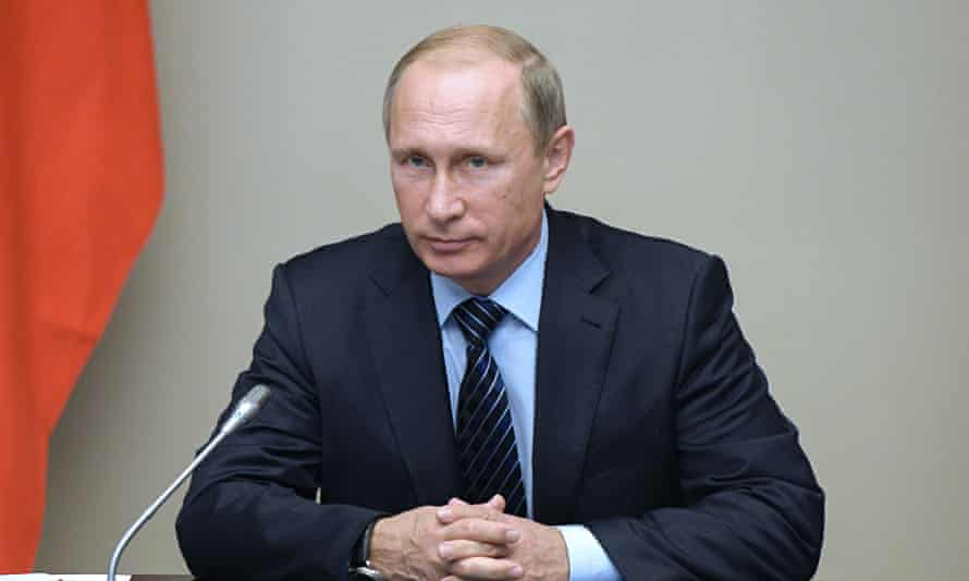 President Putin holds Russian Security Council meeting