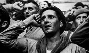 Bidding farewell to the International Brigades